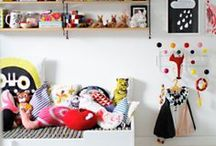 Tiny Habitats / We'll just pretend our kids' rooms are always this clean