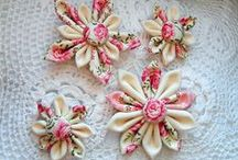 All Flowers/Fabric Flowers Clips