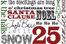 Christmas / by Elizabeth Webb Keicher