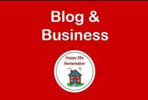 Blog & Business / by Happy 2BA Homemaker