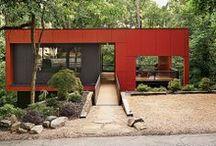 Architecture, design intérieur et extérieur / by Pascale Lizotte