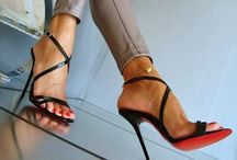Fabulous Shoes / Beautiful shoes, most of which I could never wear.  :) / by Lynne M