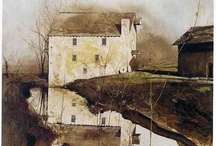 Andrew Wyeth / by Lynne M