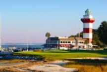 I Love Sea Pines, SC / Sea Pines Plantation on Hilton Head Island is one of my favorite places.