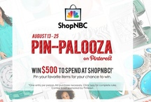 ShopNBC Pin-Palooza / ShopNBC - products I want  / by Tomika Seaborn-Davis