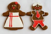 Christmas cookies / by Elizabeth Webb Keicher