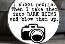 Dark Room Photography / by Balefire