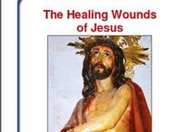 Healing / Jesus provides healing for wounded hearts and tired spirits. Here are articles etc. that he uses as healing balm.