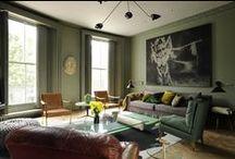 green interior / green, khaki, emerald, pistachio, grass, moss....