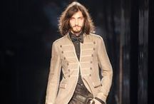 John Varvatos / Our philosophy is about reaching back to move forward. We have something different to say with a sensibility that is both old and new - John Varvatos