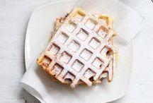 Food   Gaufres   Pancakes   Waffles
