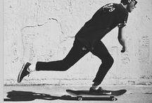 S K A T I S T A / Skating – duh! / by W I L L