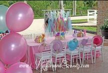 9.6.14 My Little Pony Party / Party Planner: Andy Moyssidis Dessert Table: Ruffles & Sweets Party Printables: Ruffles & Sweets Farm, Pony & Bunny: Sunrise Equestrian Center Table for kids & tablecloths for kids table & food table by: Eventiste Event Rentals & Fine Linens Photography: YSM Photography Cake & Cake Pops: Sweet Couture by Daly Kids chairs by: Elements & Accents