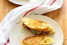 Sandwich Recipes / Sandwiches, Sammies, Panini