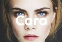 Cara / Model /slash/ Actress And not the other way around.