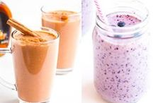 Smoothie Recipes / I've decided I should join the smoothies bandwagon!