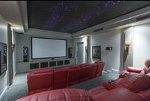 Man Caves / Sound, vision & all things that a man cave should have