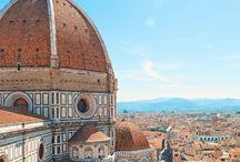 Pisa, Florence, Livorno