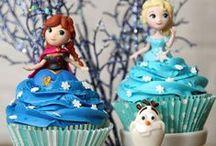 Birthday Cupcakes / Fun ideas for topping birthday cupcakes.