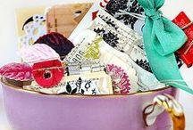 Creative Organization / studio and craft room supply organization ideas