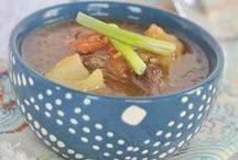 Soups! / Yummy delicious warm comforting soup recipes!