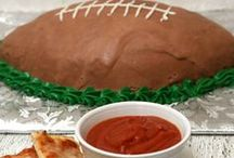 Sports Food / Sports food recipes and ideas for your next football, baseball or basketball party.