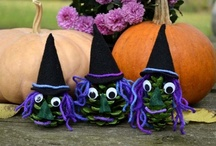 Halloween Crafts / Fun Halloween DIY and craft ideas I've made or I'd like to make.