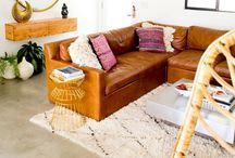 living rooms / by Lindsay Stephenson