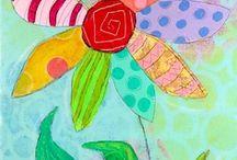Kids Art - Collage