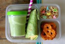 Kid Lunch Ideas / Recipe ideas for your kids' lunches. No more school cafeteria food - another online learning plus! / by K12