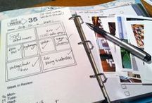 Project Life / projects to docunent everyday life - inspiration,  organization and ideas