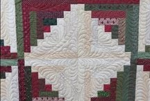Longarm Quilting / At Hen & Chicks Studio we have two options for our customers--have your projects professionally quilted by Kelly VanVliet or learn to use our longarm and rent it and finish your own projects.
