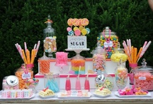 Wedding (Candy bar) / A new way for colorful and alternative wedding
