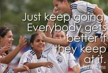 Inspiration / Check out these quotes and photos to inspire you out on the field! / by US Youth Soccer