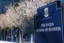 Fuqua School of Business at Duke University / News from Duke Fuqua.