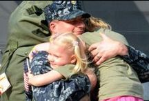 Supporting Military Families / K12 salutes our brave military and their families and is proud to support them.  / by K12