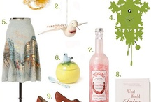 GIFT GUIDE / by Dina de Santiago