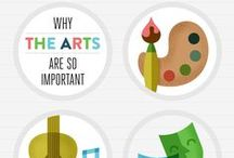 Arts Education / A love of art is a wonderful thing to cultivate in kids. We share our favorite resources for art, music, drawing, painting, and more on this board.  / by K12