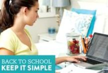 Back to School  / Get back to school ready with these helpful resources  / by K12