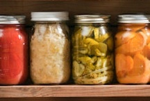 Canning, Preserving, Tricks and from Scratch / by Deborah Biddle Turner