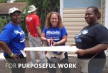 For Purposeful Work / by Allstate Insurance