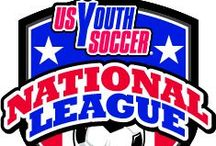 National League / by US Youth Soccer