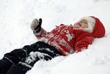 Winter Activities / All our favorite activities for snowy, wintery fun! You'll also find ideas for winter holidays like Hanukkah, Christmas, Kwanzaa, and more.  / by K12