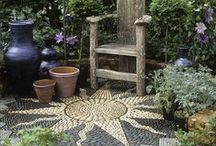 Garden art, structures & hardscapes / Creative elements for the garden and landscape / by Doug Harrington