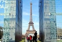 ~ Daydreaming of Paris ~ / by Larisa {ClassyInTheCity Blog}