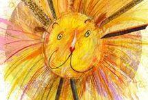Kids Art - Illustrations for Inspiration