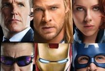 MARVEL / Because Marvel deserves its own board / by Susy Egneus - Writer