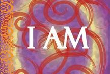 I AM / I have been studying The Secret and have learned that if I am to draw positive and desirable energy into my life, I must believe I am happy, healthy, strong, beautiful, etc., for it to become a reality. / by Misha Genesis