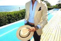 ~Fashion for Him~ / by Larisa {ClassyInTheCity Blog}