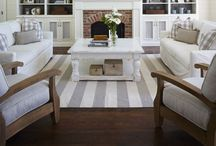 Home {Living Room} / by Amber Cambridge